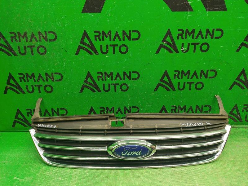 Решетка радиатора Ford Mondeo 4 2006 (б/у)