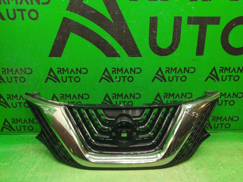 Решетка радиатора Nissan Murano Z52 2014 (б/у)