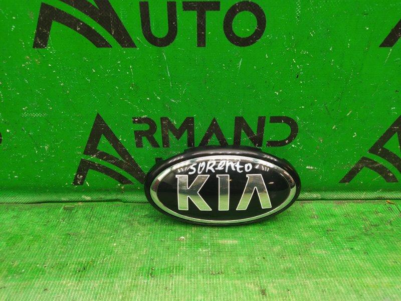 Эмблема Kia Sorento 3 PRIME 2014 (б/у)