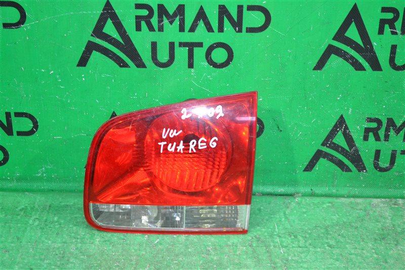 Фонарь Volkswagen Touareg 1 2002 правый (б/у)