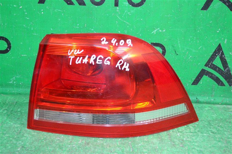 Фонарь Volkswagen Touareg 2 NF 2010 правый (б/у)