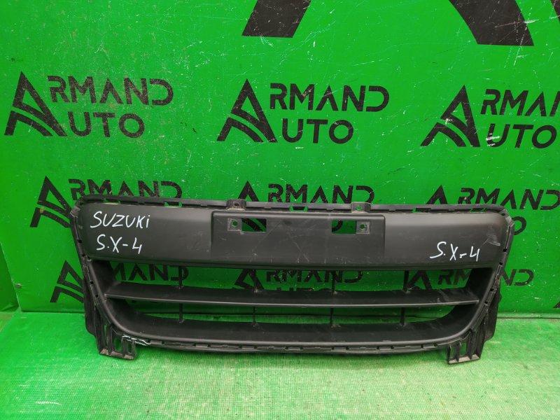 Решетка бампера Suzuki Sx4 2 2013 (б/у)