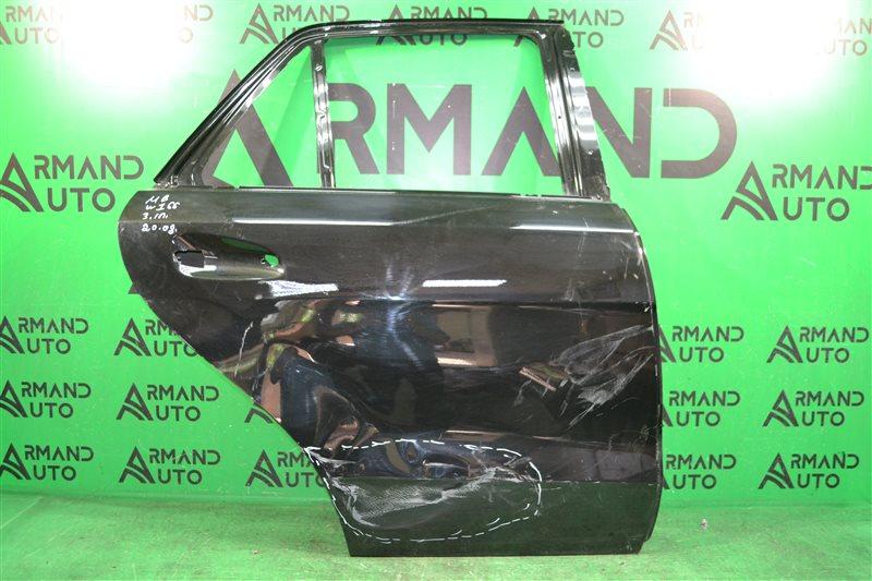 Дверь Mercedes Ml W166 2011 задняя правая (б/у)