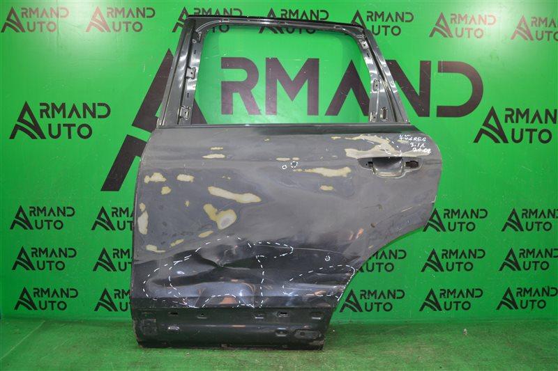 Дверь Porsche Cayenne 958 2010 задняя левая (б/у)