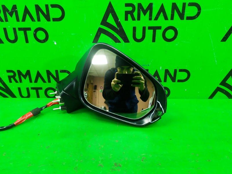 Зеркало Lexus Nx 200 2014 переднее (б/у)