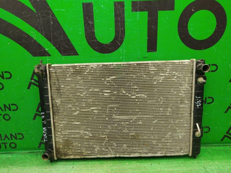 Радиатор охлаждения Nissan Teana J32 2008 (б/у)