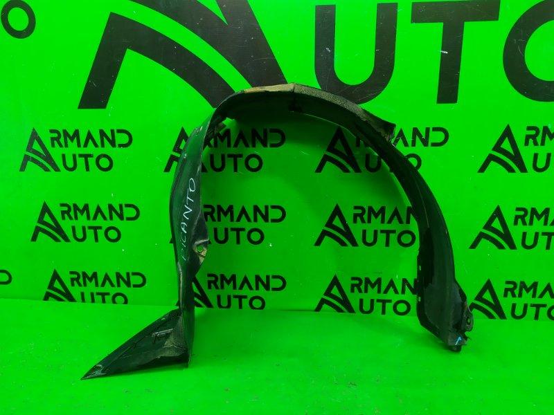 Подкрылок Kia Picanto 3 2017 передний правый (б/у)