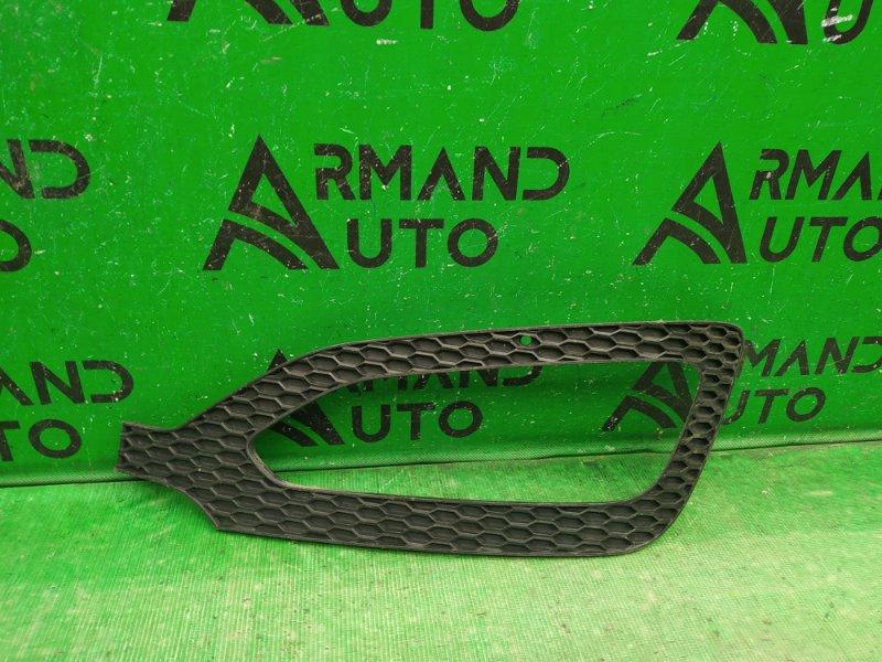 Накладка птф Hyundai Santa Fe 3 2012 левая (б/у)