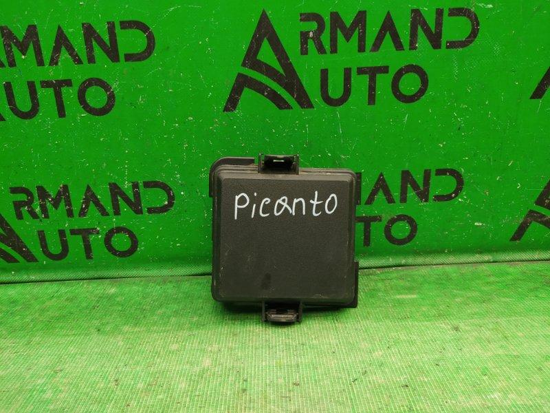 Крышка блока предохранителей Kia Picanto 3 2017 (б/у)
