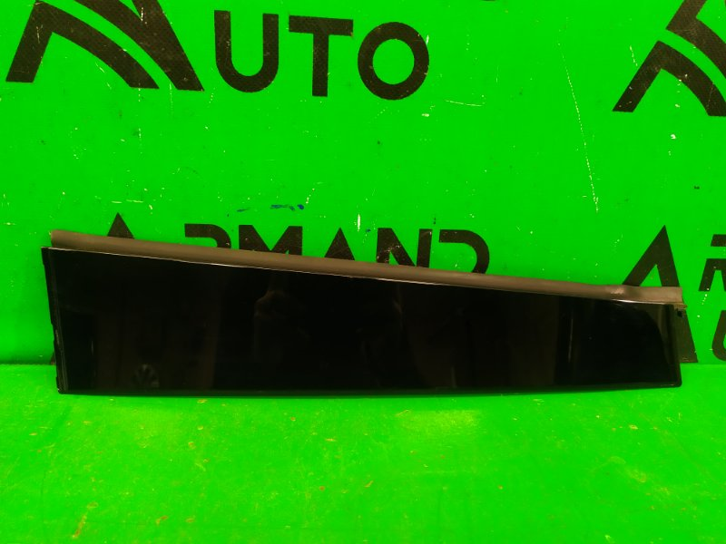 Накладка стойки Lexus Nx 200 2014 задняя левая (б/у)