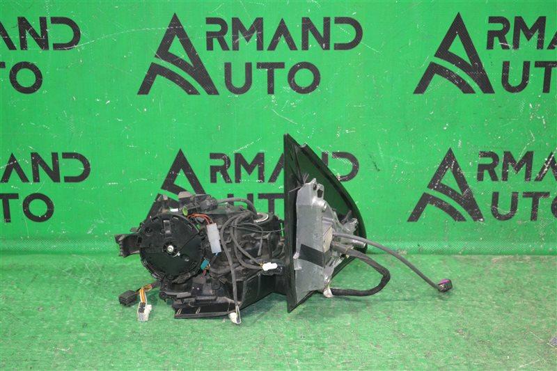 Зеркало Mercedes Ml W166 2011 левое (б/у)