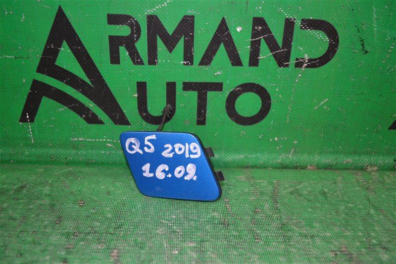 Заглушка буксировочного крюка Audi Q3 8U 2011 передняя (б/у)