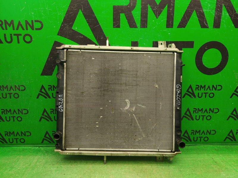 Радиатор охлаждения Газон Next 2013 (б/у)