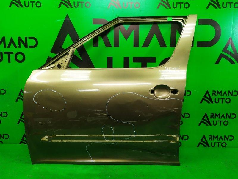 Дверь Skoda Yeti 1 2009 передняя левая (б/у)