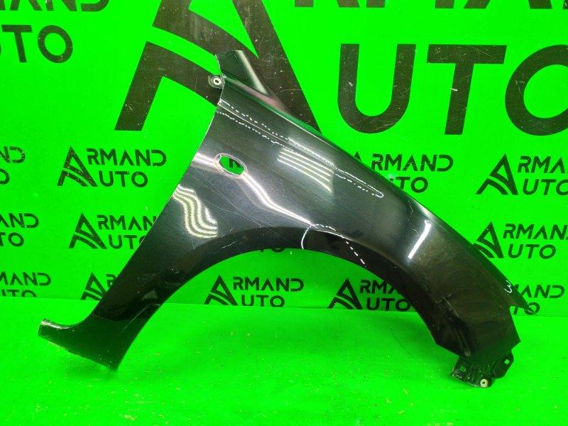 Крыло Mazda 3 BK 2003 переднее правое (б/у)