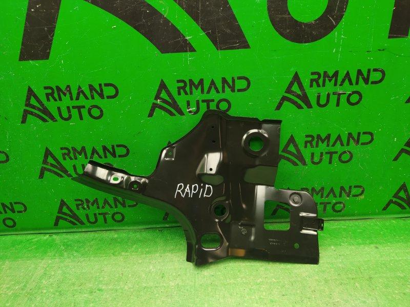 Задняя панель Skoda Rapid 2012 задняя левая (б/у)