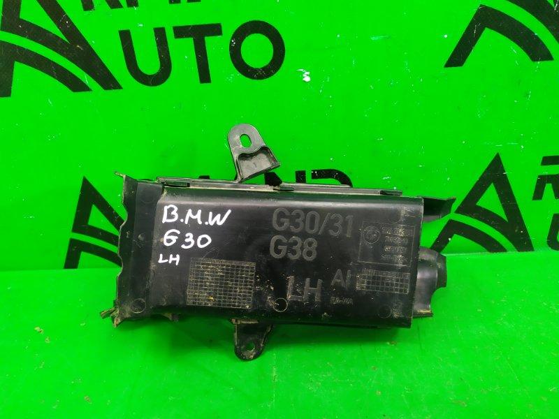 Воздуховод тормозного механизма Bmw 5 G30 2016 левый (б/у)