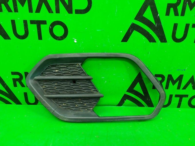 Накладка птф Ford Kuga 2 РЕСТАЙЛИНГ 2016 левая (б/у)