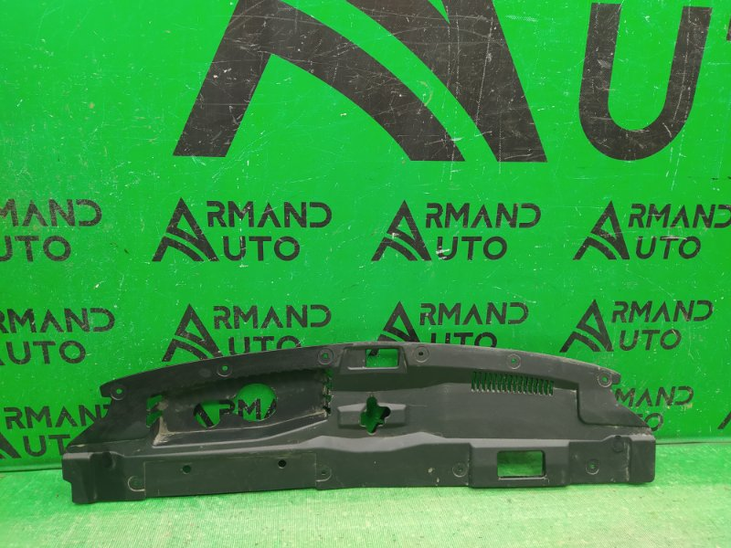 Накладка замка капота Mitsubishi Outlander 3 2012 (б/у)