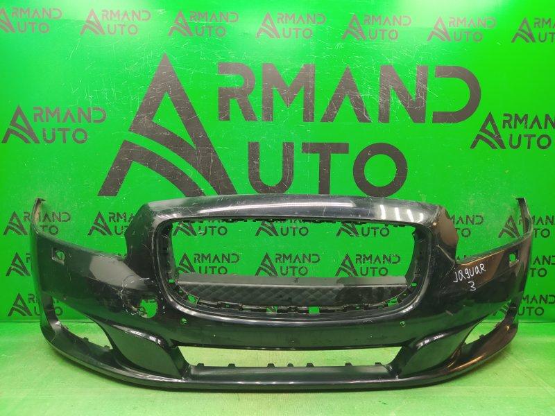 Бампер Jaguar Xj 4 2009 передний (б/у)