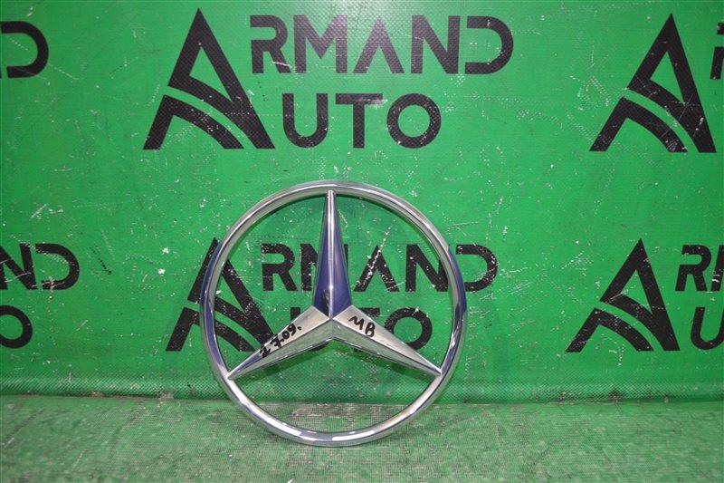 Эмблема Mercedes G W463 передняя (б/у)