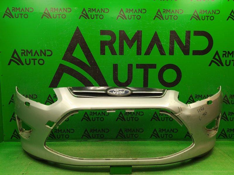 Бампер Ford C-Max 2 2010 передний (б/у)