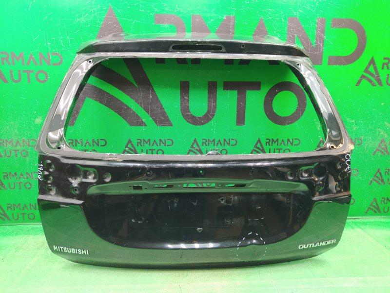 Дверь багажника Mitsubishi Outlander 3 2012 (б/у)