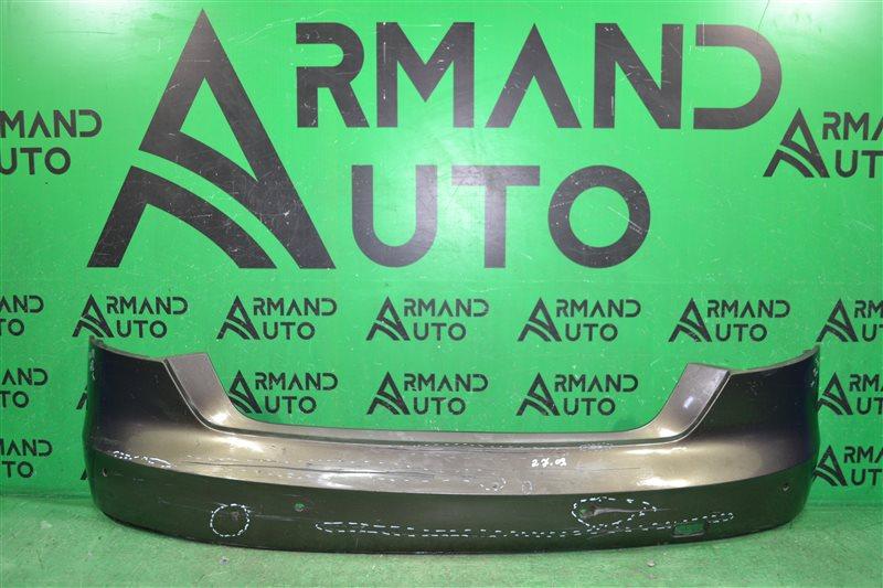 Бампер Audi A8 D4 2010 задний (б/у)