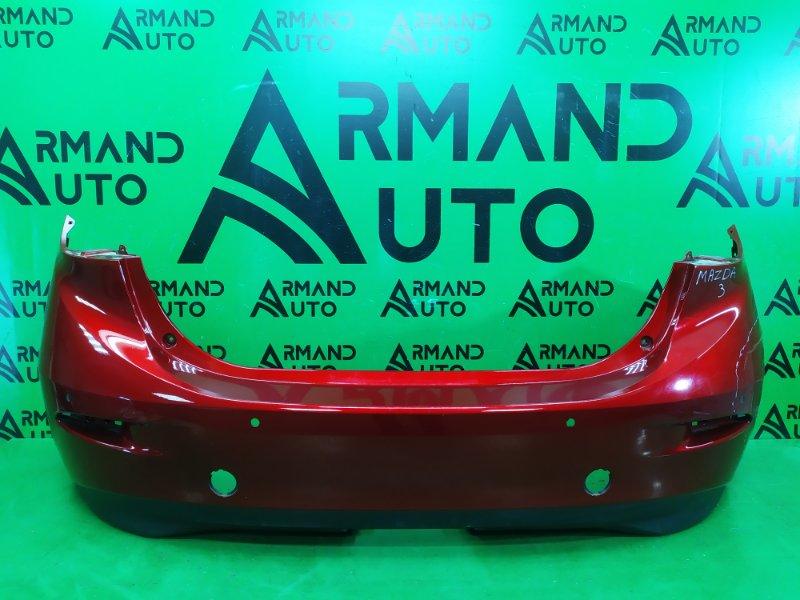 Бампер Mazda 3 BM 2013 задний (б/у)