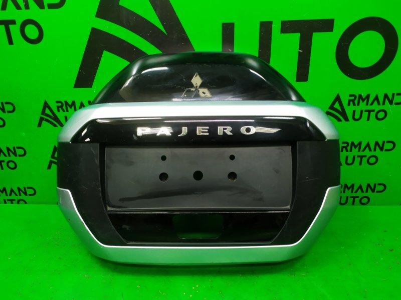 Кожух запасного колеса Mitsubishi Pajero 4 РЕСТАЙЛИНГ 2 2014 (б/у)