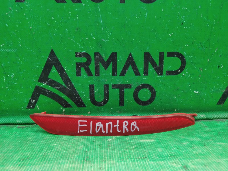 Катафот Hyundai Elantra 5 2010 правый (б/у)