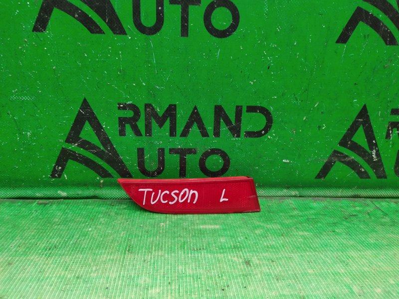 Катафот Hyundai Tucson 3 2015 левый (б/у)