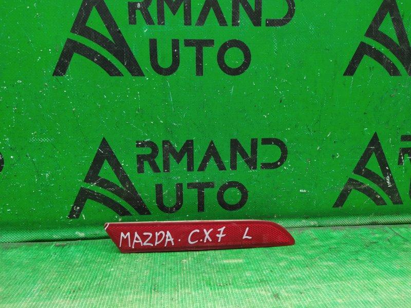 Катафот Mazda Cx-7 1 2006 левый (б/у)