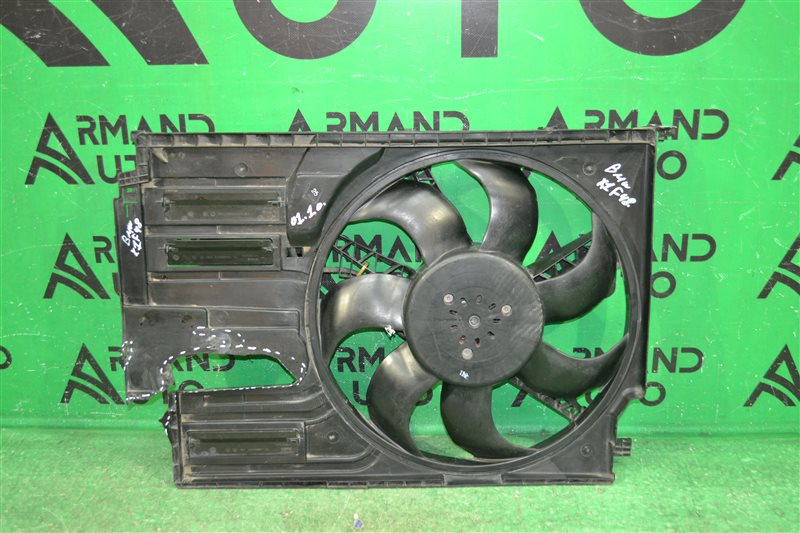Вентилятор радиатора Mini Cooper F55 F56 2013 (б/у)