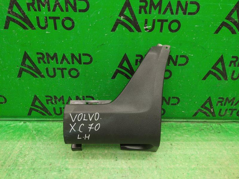 Накладка Volvo Xc70 2 2007 задняя левая (б/у)
