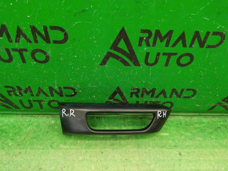 Накладка птф Land Rover Range Rover Sport 2 2013 правая (б/у)