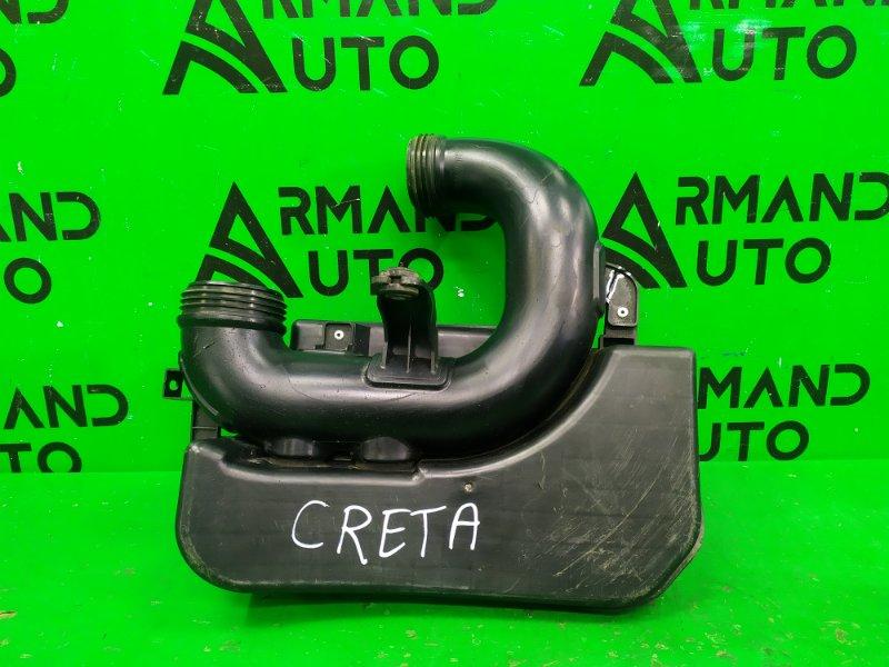 Резонатор воздушного фильтра Hyundai Creta 2016 (б/у)