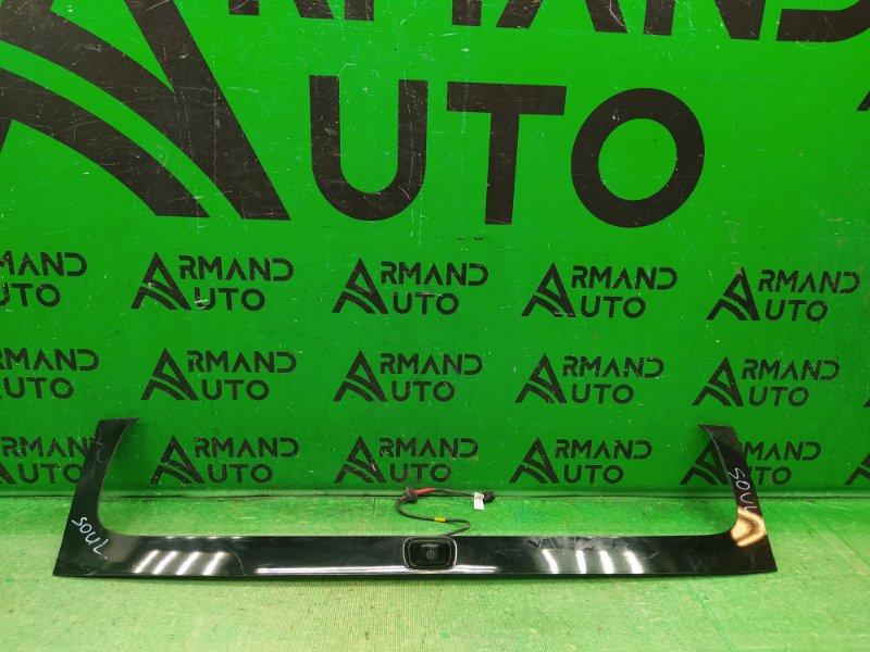Накладка двери багажника Kia Soul 2 2013 (б/у)