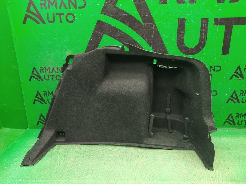 Обшивка багажника Skoda Rapid 2012 правая (б/у)