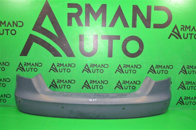 Бампер Audi A8 D4 2010 задний