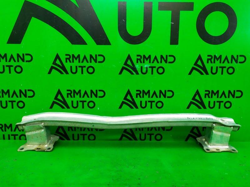 Усилитель бампера Audi A4 B9 2015 задний (б/у)