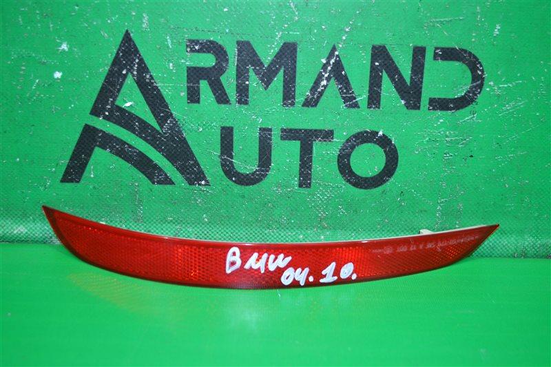 Катафот бампера Bmw X5 F15  F16 2013 задний правый (б/у)