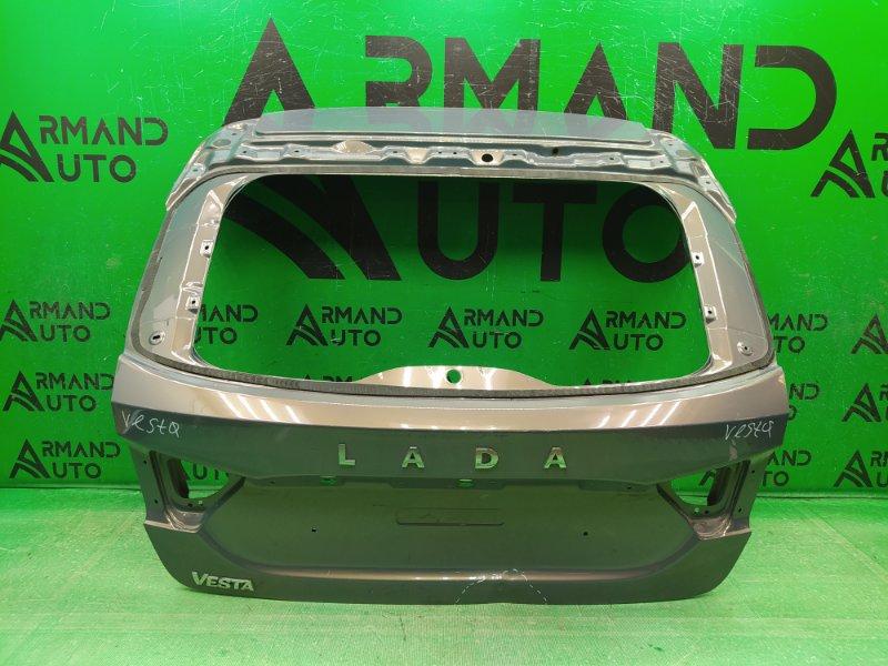 Дверь багажника Lada Vesta CROSS 2015 (б/у)
