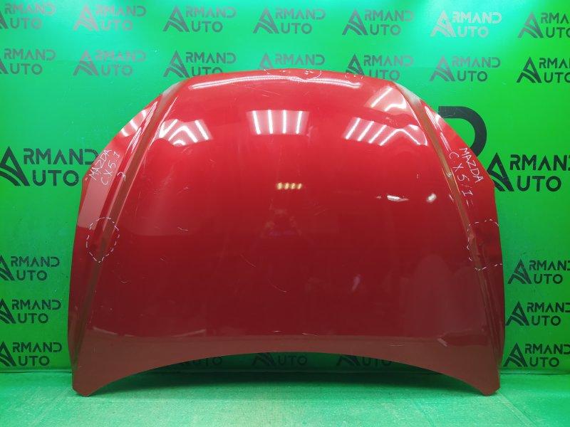 Капот Mazda Cx-5 Cx5 1 2011 (б/у)