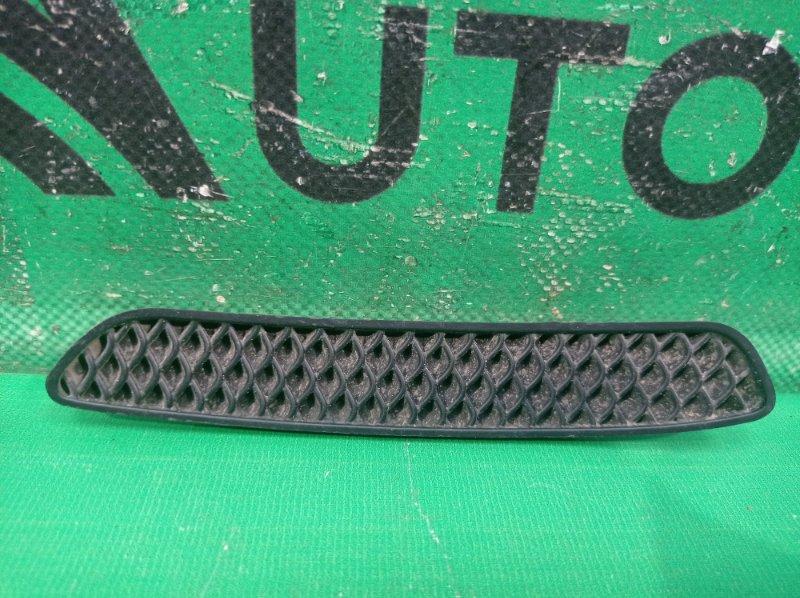 Накладка бампера amg Mercedes Gla X156 2013 задняя правая (б/у)
