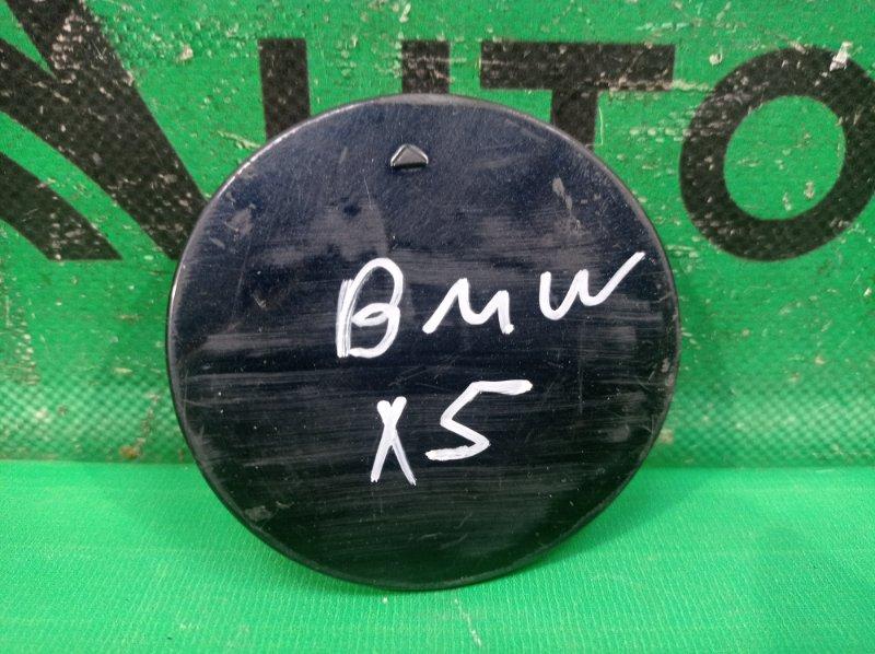 Заглушка буксировочного крюка Bmw X6 F16 2014 передняя (б/у)