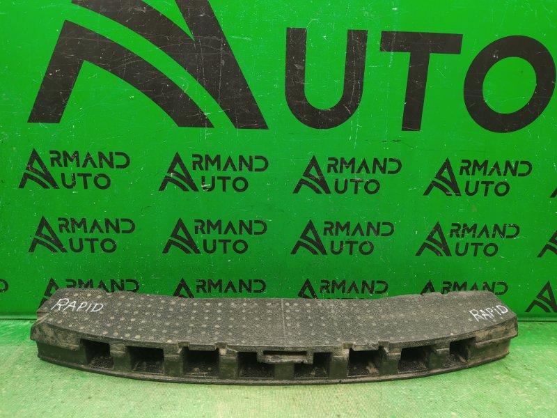 Абсорбер бампера Skoda Rapid 2012 (б/у)