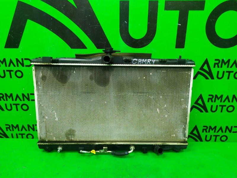 Радиатор охлаждения Toyota Camry V50 2011 (б/у)