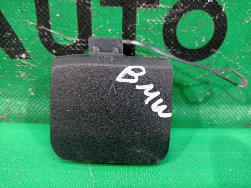 Заглушка бампера Bmw X6 F16 2014 задняя (б/у)