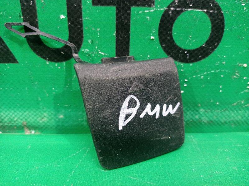 Заглушка буксировочного крюка Bmw X1 F48 2015 задняя (б/у)
